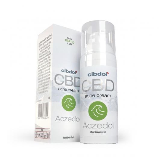 Aczedol (Crema para acné)