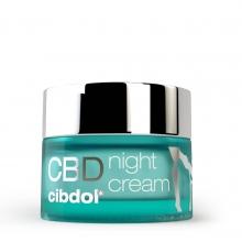 Crema de noche con CBD