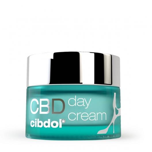 Crema de día CBD SPF 15