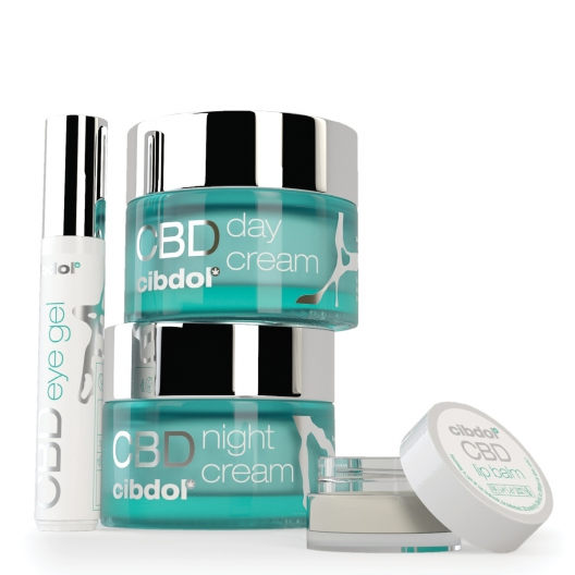 Pack de belleza CBD Natural Glow