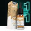 CBD Aceite de semilla de cáñamo 5%