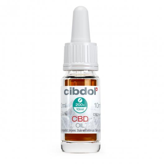 Aceite de CBD 40% (4000mg)